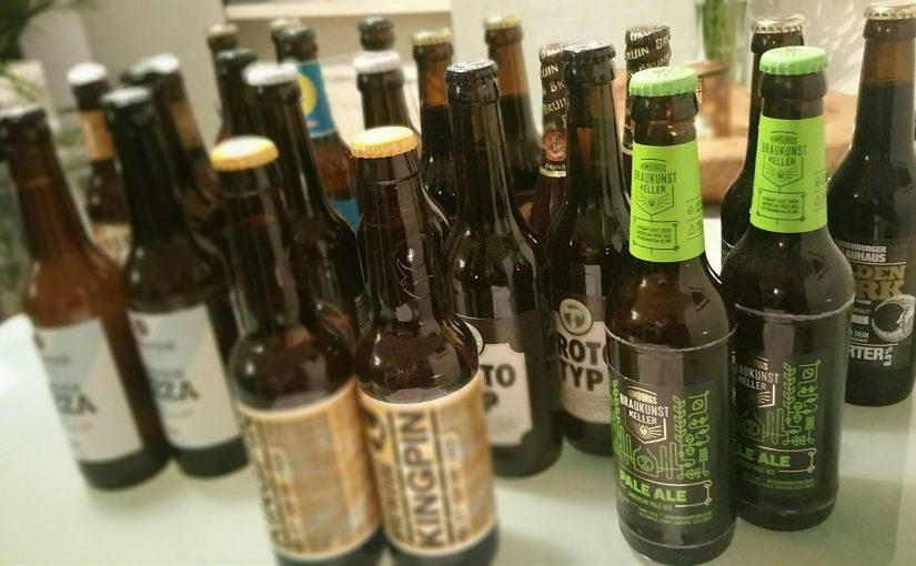 Craft-Bier-Tasting